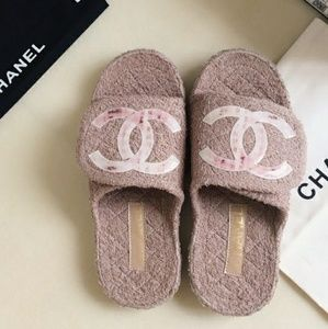 Shoes - Chanel Home Slippers